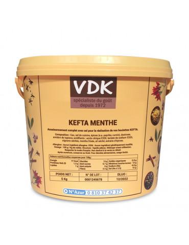 KEFTA MENTHE