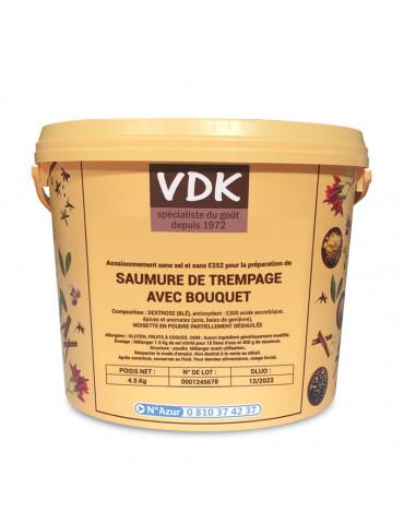 SAUMURE DE TREMPAGE