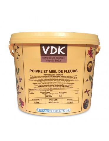 POIVRE & MIEL DE FLEURS