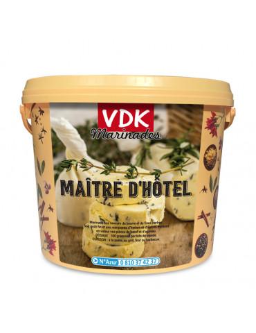 MAÎTRE D'HÔTEL