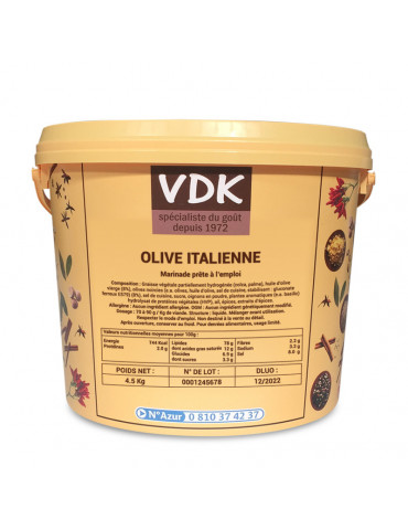OLIVE ITALIENNE
